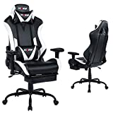 Gaming Chair PC Computer Video Game Racing Gamer Chair High Back Reclining Executive