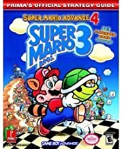 Super Mario Advance 4 Super Mario Brothers 3 Game Boy Advance, Prima's Official Strategy Guide