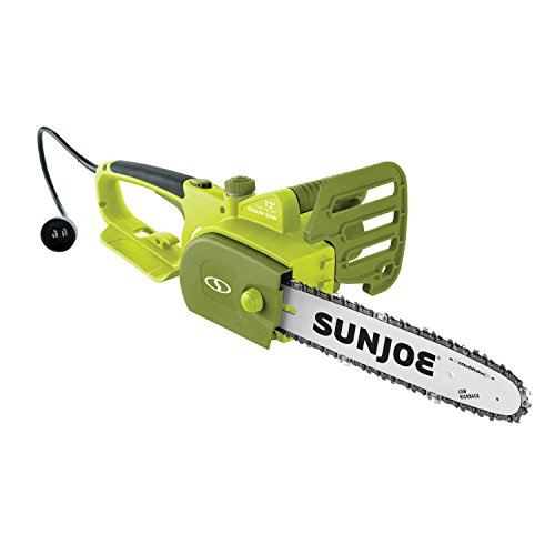 Sun Joe SWJ698E 12-inch 9-Amp Electric Chain Saw...