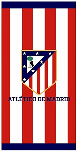 Toalla polyester 70x140cm de Atletico De Madrid