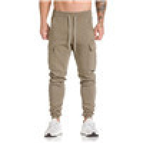 Bekleidung AMUSTER Herren Jogginghose Sweatpants Trainingshose...