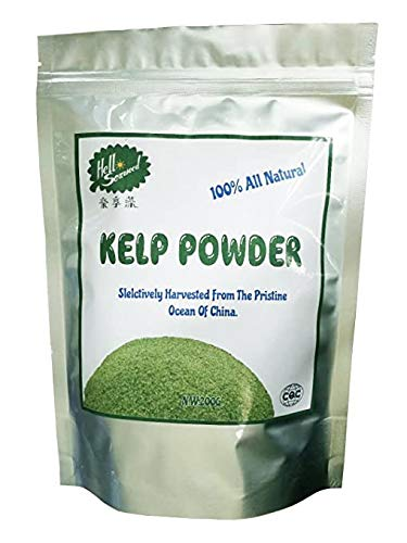 Kombu Powder,Algae Powder, Kelp Powder (200G/1bag)