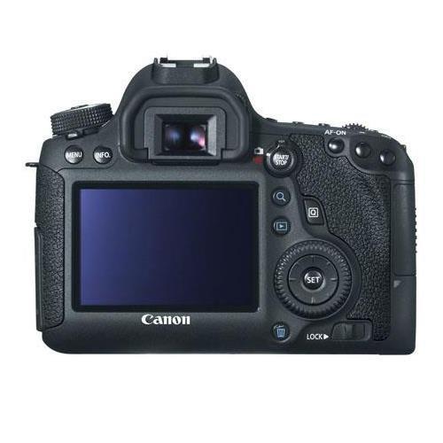 Canon EOS 6D Body DSLR Camera(Black) 3