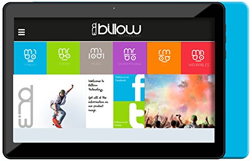 Billow Technology X101LBV2 - Tablet de 10.1