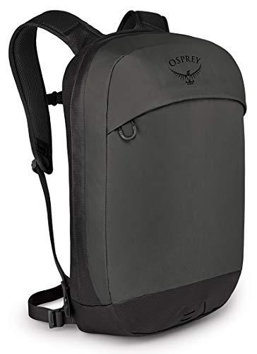 Osprey Transporter Panel Loader mochila unisex para desplazamientos diarios - Black O/S