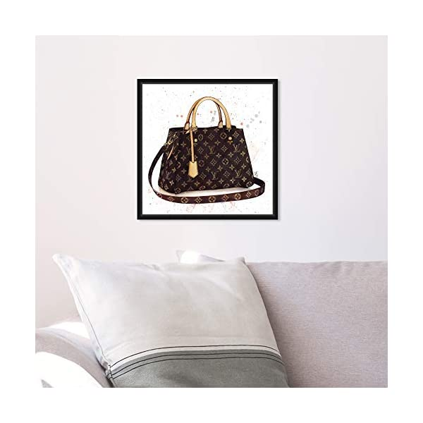 Fashion Shopping The Oliver Gal Artist Co. Fashion and Glam Framed Wall Art Canvas Prints 'Doll