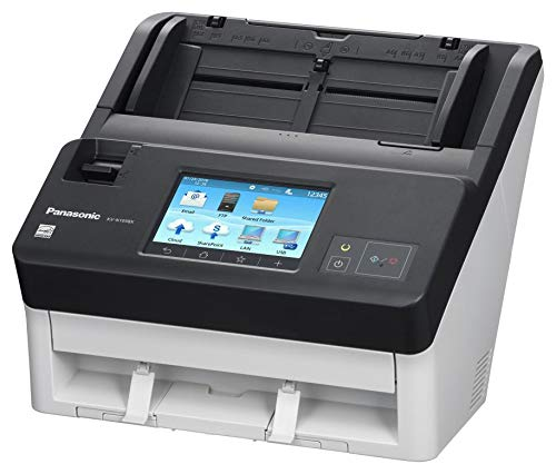 Lowest Price! Panasonic KV-N1058X Network Scanner (New, Manufacturer Direct, 65 PPM, 100 ADF, 3 Year...