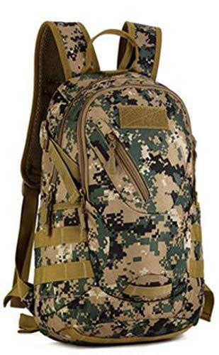 Huien 20L Outdoor Mini-rugzak Tas Wandelen Camping Bergbeklimmen Rugzak Rijden Assault Bag Schooltas, cvsd