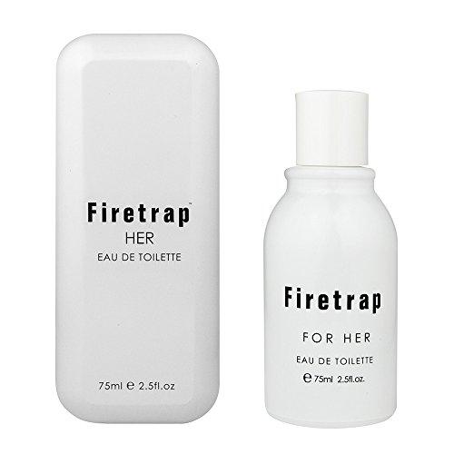 Firetrap Eau De Toilette Spray 75 Ml For Women