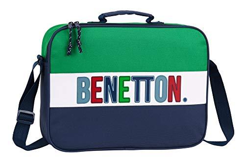 Safta Benetton - Bandolera Infantil Multicolor