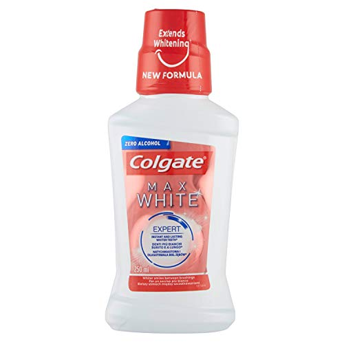 Colgate Max White Expert Enjuague - 250 ml