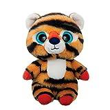 Aurora YooHoo, Han El Tigre Siberiano, 61281, Rayas Naranja y Negro, Juguete Suave