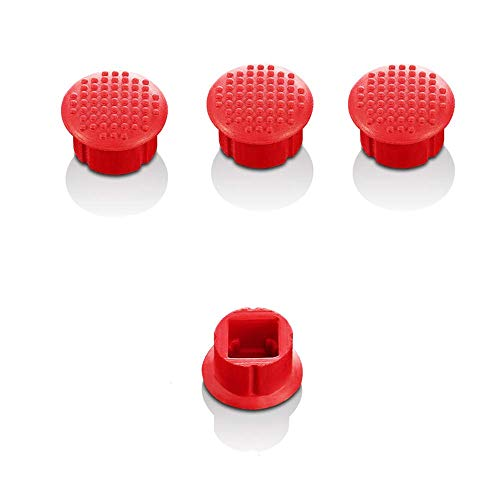 LeFix 3 Pack Low Profile Trackpoint Caps Replacement for Lenovo Thinkpad X230s,X240,X250,X260,X270,X380 Yoga,Yoga 370,T440s,T450s,T460,T470,T480,S5,L470,P51,P71(Compatibility Matrix on Description)