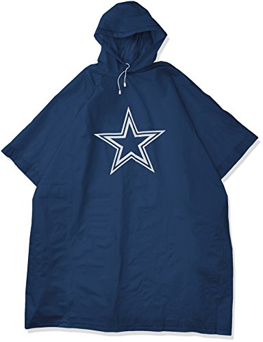 The Northwest Company NFL Dallas Cowboys Deluxe Poncho, 44
