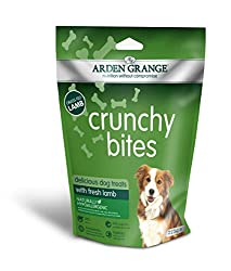 Included components: 1 bag of Crunchy Bites Lamb Contains 38% lamb Benefitting from joint support Aromatic - great for fussy eaters