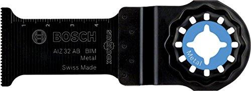 Bosch Professional Starlock Tauchsägeblatt AIZ 32 AB (Metall)
