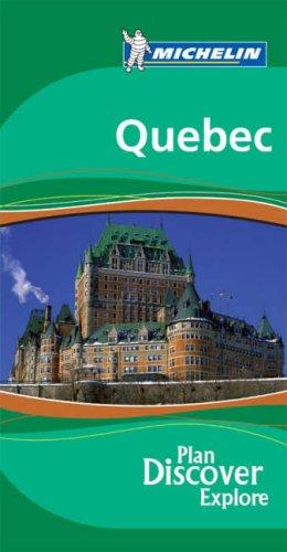 Quebec: Grüne Reiseführer