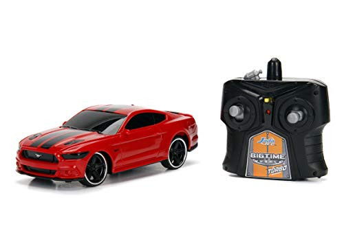 Jada Toys Big Time Muscle 7.5' RC - '15 Ford Mustang