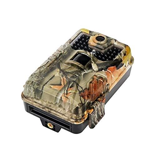 Eurrowebb - Cámara de caza 1080 HD con visión nocturna, detector de movimiento