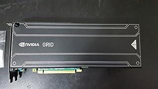 Nvidia GRID K520 8GB GDDR5 PCIe gen3 x16 クラウドゲーミングKepler GPU グラフィックス 900-12055-0020-000