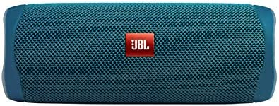 JBL FLIP 5 Waterproof Portable Bluetooth Speaker Made From 100 Recycled Plastic Blue product image
