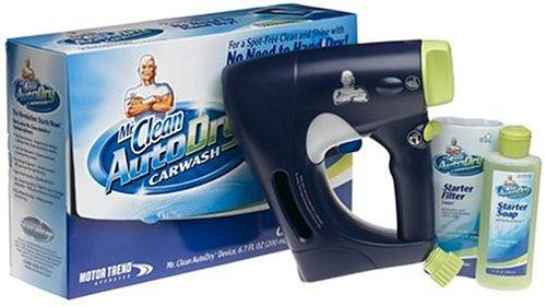 Mr. Clean AutoDry Car Wash System Starter Kit