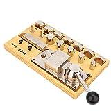 Creatore di anelli, dispositivo di piegatura multifunzionale resistente all'usura Strumenti per la creazione di gioielli Piegatura versatile con 15 accessori per la creazione di gioielli