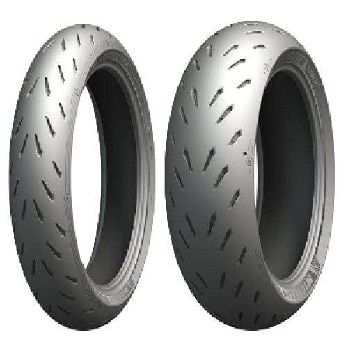 Motodak Pneu Michelin Power RS + 190/55 ZR 17 M/C (75W) TL