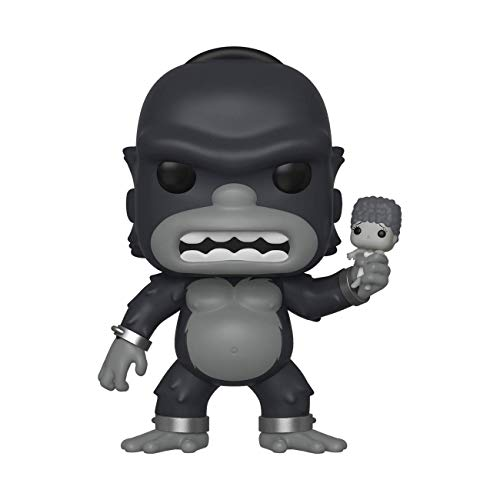Pop! Figura De Vinil: Animation: Simpsons - Homer Kong
