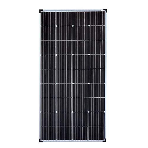 enjoy solar PERC Mono 190W 12V 9-Busbars (9BB) 166 * 166mm...