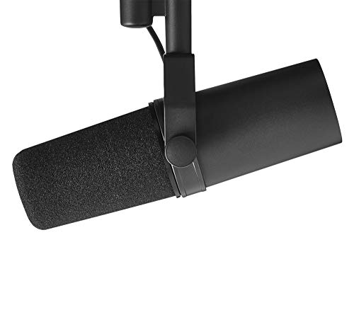 Shure SM7B Dynamic Smooth Vocal Microphone for Radio/TV/Podcast Appllications