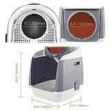 Zoom IMG-2 dadypet toilette per gatti lettiera