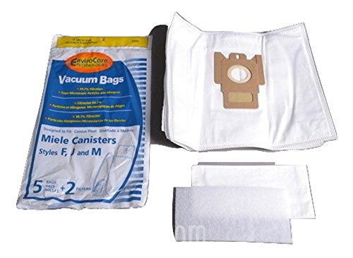 Miele Style FJM - Bolsas de papel para envolver botellas alérgicas, 5 unidades, #P205
