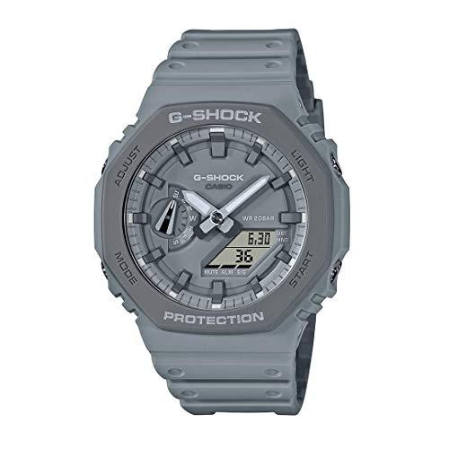 Reloj Casio G-Shock GA-2110ET-8AER Hombre Gris, Carbon Core Guard
