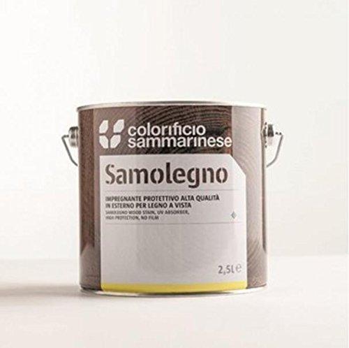 Colorificio Sammarinese Impregnante 'Samolegno'