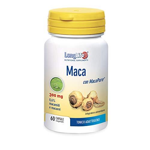 Longlife Maca 300 Mg - 50 Gr