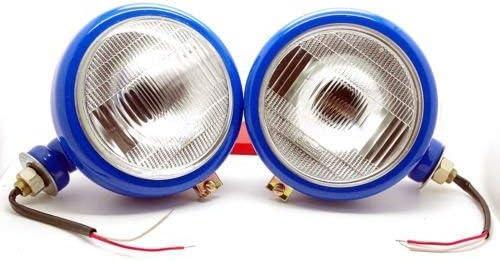 Massey Ferguson Head Light Lamp 1035 Max 59% Popular standard OFF 35 RH Set BLUE LH