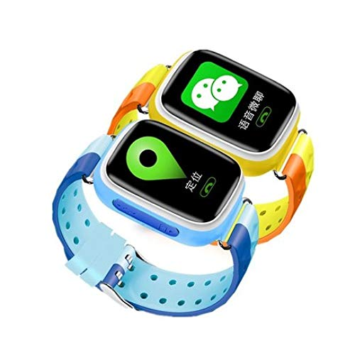LYWLJG LYWLJG Kinder Smart Watches, Tracker Uhren, Kinder Smart Watches Telefon Touchscreen SIM Karte SOS für 3-12 Jahre alte Jungen Mädche