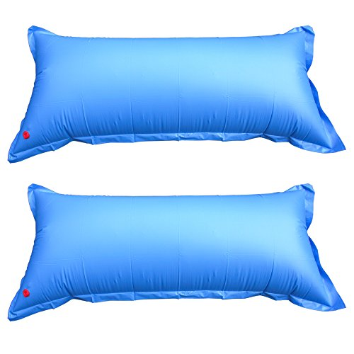 Robelle 3748-02 Deluxe 4-foot x 8-foot Ice Equalizer Air Pillow for Above Ground Winter Pool Covers, 2-Pack