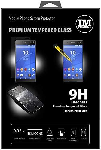 ENERGMiX Schutzglas kompatibel mit Sony Xperia C5 Ultra DUAL Premium Tempered Glas Bildschirmglas Panzer Folie Schutzfolie