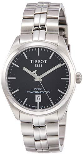 Tissot Herren-Automatikuhr PR 100 Automatic T101.407.11.051.00
