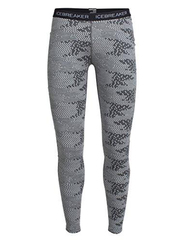 Icebreaker Vertex Leggings Flurry functionele broek voor dames