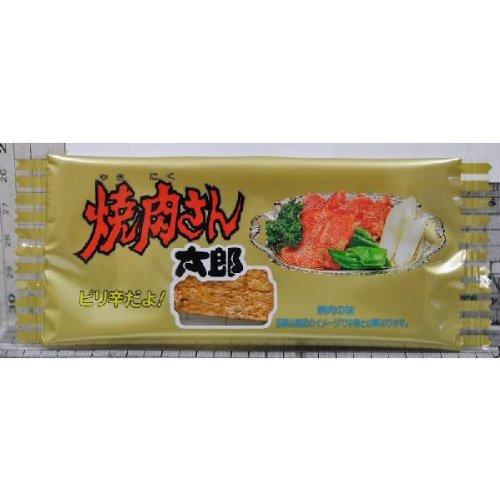 菓道の味付珍味シリーズ 焼肉さん太郎 60袋 (1パック)