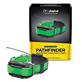 Dogtra Pathfinder Green Additional Receiver 9-Mile 21-Dog Expandable Waterproof Smartphone GPS Tracking & Training E-Collar with 2-Second Update Rate, No Subscription Fee, Free Satellite Map