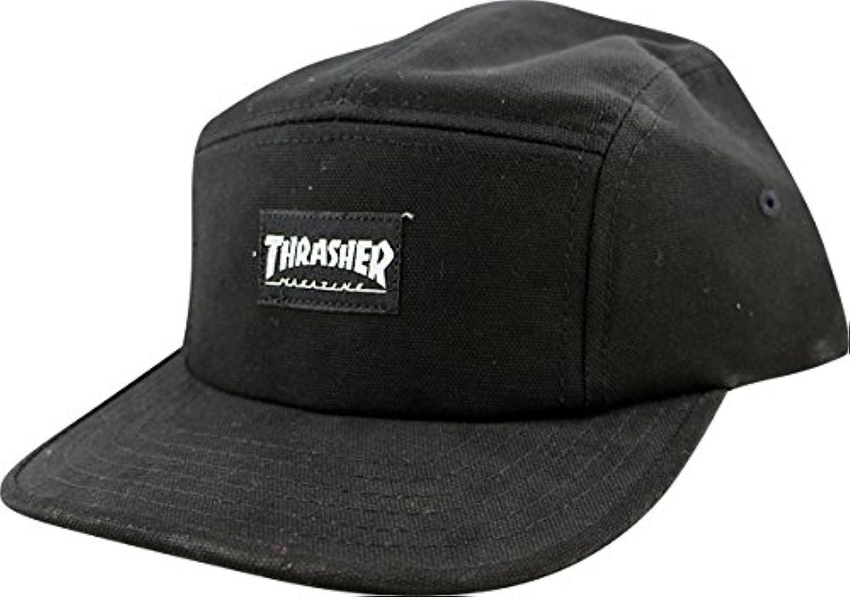 Thrasher Magロゴ5パネル帽子調節可能