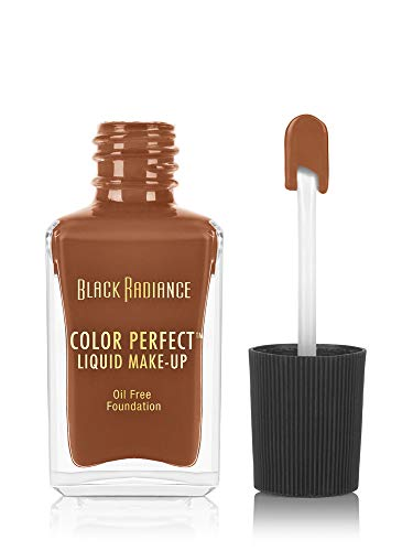Black Radiance Color Perfect Liquid Make-Up, Bisque, 1 Fluid Ounce