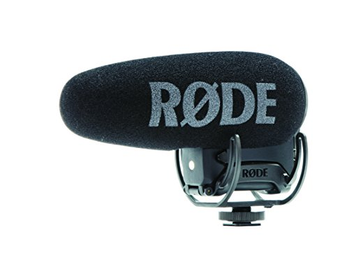 Rode Videomic PRO + Microfono per Camera Digitale -33.6 dB, 20 - 20000 Hz,...