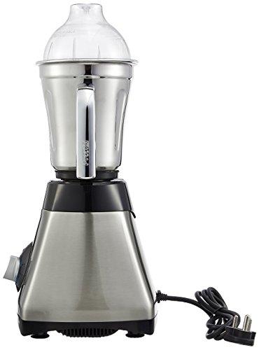 Preethi Steel Supreme MG-208 750-Watt Mixer Grinder (Silver/Black)