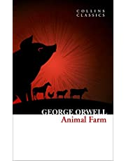 Animal Farm: The Internationally Best selling Classic from the Author of 1984 (Collins Classics)