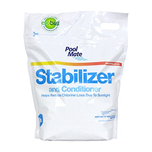 Pool Mate Pool Stabilizer & Conditioner – 7 lbs.